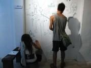 Murales interactivos